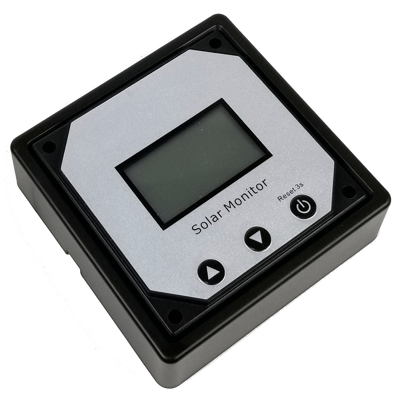 Display LCD Monitor for RV Solar Charge Controller, View and Set Parameter