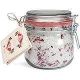 Deluxe Bath Salt Blütenmeer, for a Silky Soft Skin (700g)