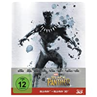 Black Panther (Steelbook) [Blu-ray] [Limited Edition]