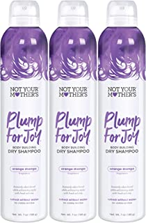 product image for Not Your Mother's Plump for Joy Body Building Dry shampoo, 7 Ounce, 3 count, for thin or lifeless hair