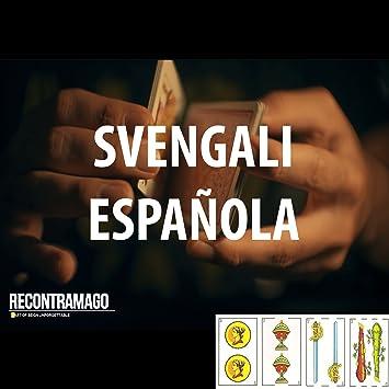 Trucos de Magia - Única Baraja Española Svengali en Caja, con Instrucciones y 20 Juegos de Magia Gratis en Español y link a vídeo instructivo. Hechos ...