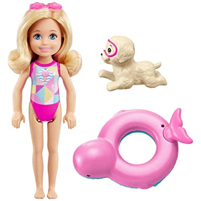 Barbie Dolphin Magic Chelsea Doll: Toys & Games [5Bkhe0200735]