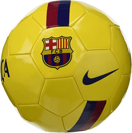 Desconocido FCB Nk Sprts Balón, Unisex Adulto: Amazon.es: Deportes ...