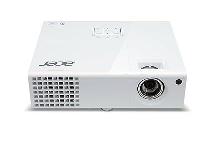 Amazon.com: Acer P1173 DLP Projector SVGA, 3000 Lúmenes, 3d ...