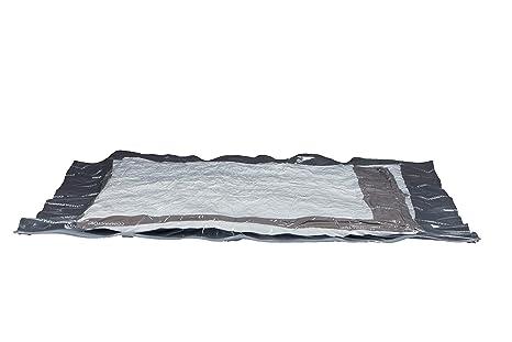Compactor Transparent Lote de 10 Bolsas de compresión Aspispace, 5 Talla M, Llpde + 65µ Nylon, M y L