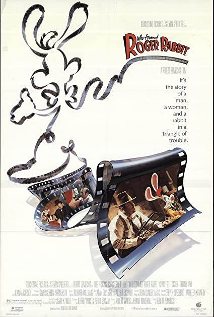 Who Framed Roger Rabbit 1988 Authentic 27\