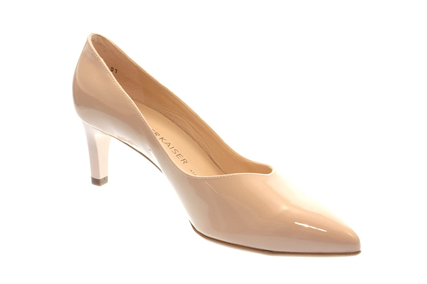 Peter Powder Kaiser Damen Pumps Nura Powder Peter (Beige) 67951035 Powder 2a57f7