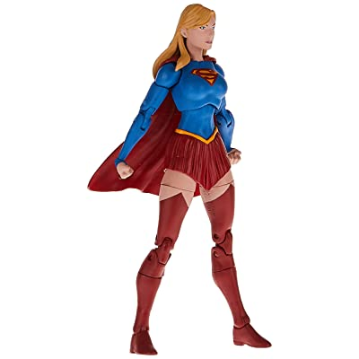 DC Essentials: Supergirl Action Figure: Toys & Games