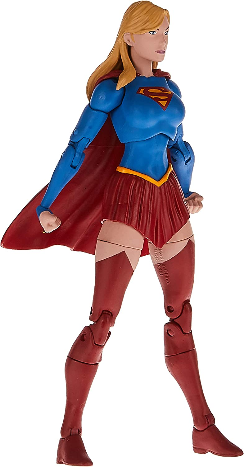 DC Collectibles Essentials: Supergirl Action Figure, Multi Color, One-Size