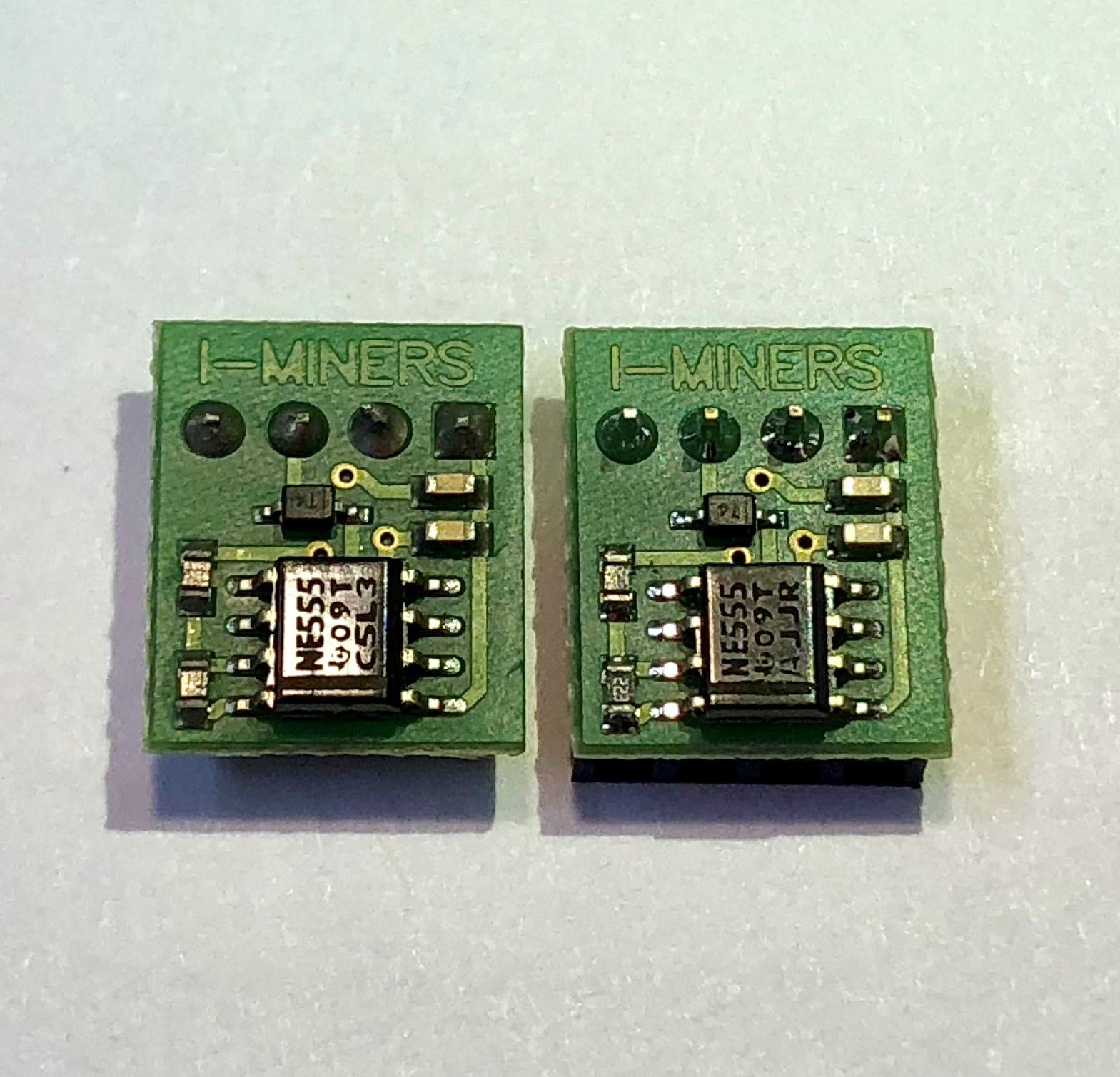 I-Miners Cooler Fan Simulator Emulator for Antminer S9 S11 S15 S17 D3 L3+  A3 T9 T15 T17 Z9 Z11 E3 DR5 E3 Oil 3M Novec - Pack of 2