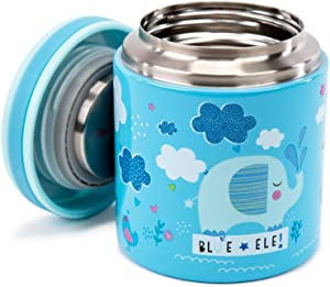 Blue Ele BE02 Vacuum Insulated Food Jar & Thermos for Kids Sweepstakes