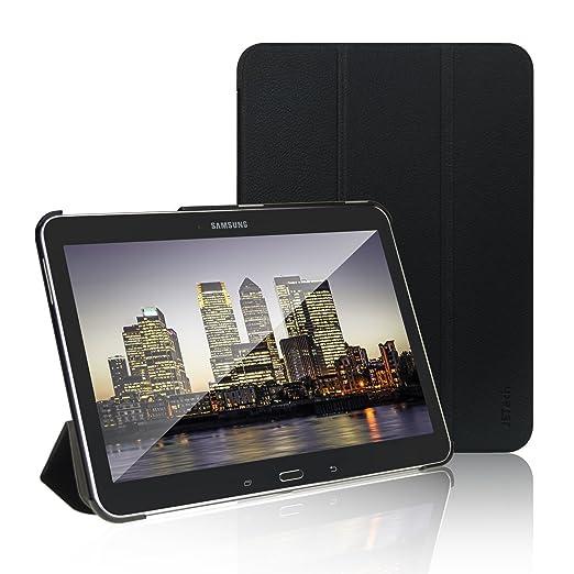 """487 opinioni per JETech 0590-CS-SAMSUNG-T4-10-BK 10.1"""" Custodia a libro Nero custodia per tablet"""