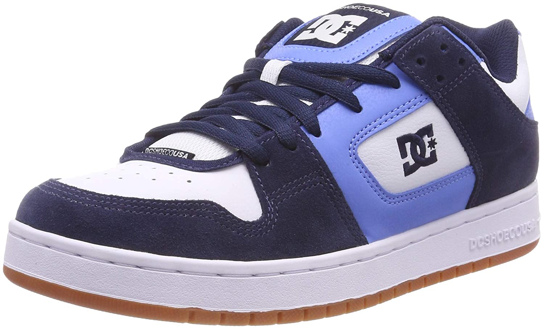 DC Shoes Mens Manteca Skateboarding Shoes