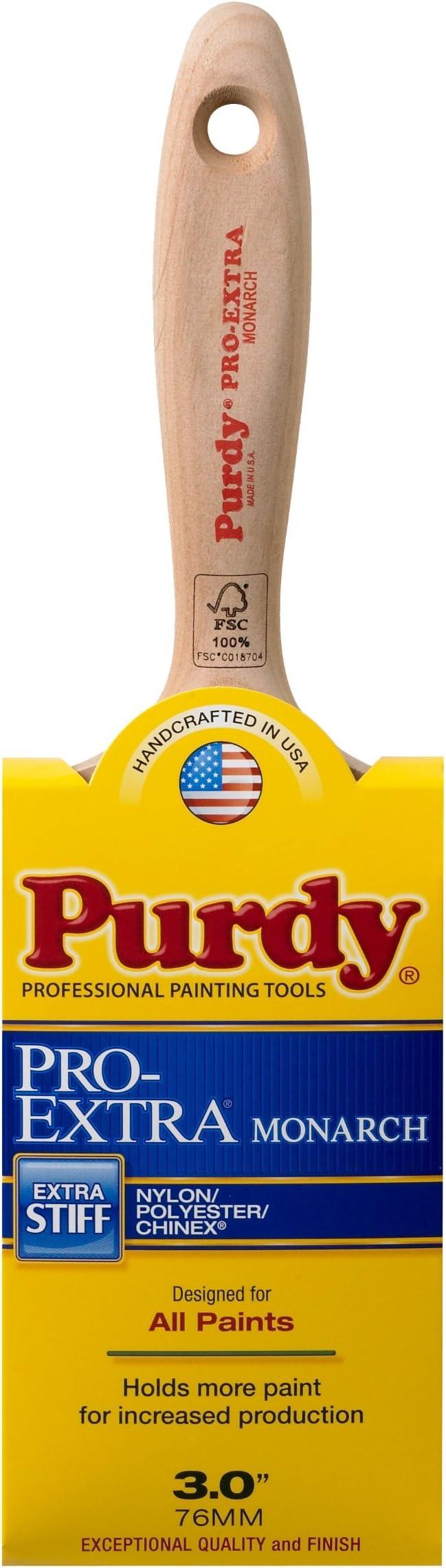 environ 2.54 cm Purdy ® PUR144234010 XL ™ Elite ™ Monarch ™ Pinceau 1 in
