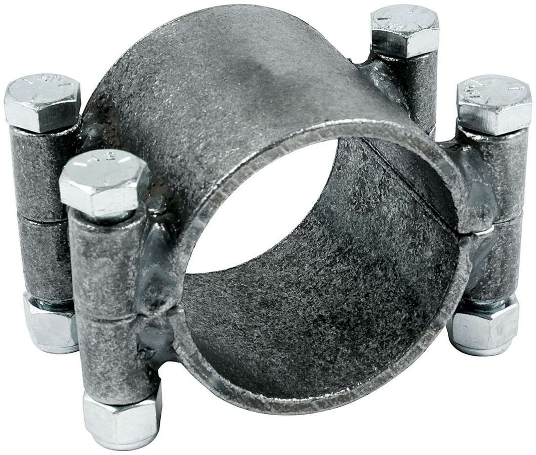 Allstar ALL60147-10 Steel 3'' Axle Tube 4-Bolt Design 3'' Wide Clamp-On Ring, (Pack of 10)
