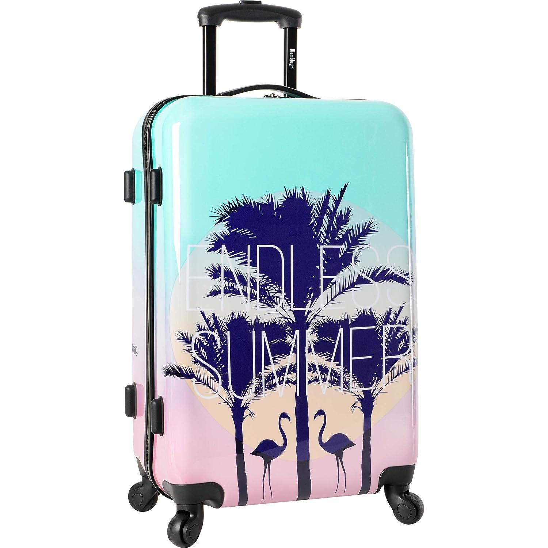 Wembley Hardside Carry-on Spinner Luggage Suitcase