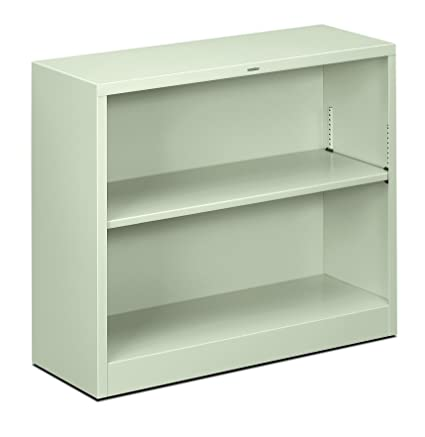 Amazon.com: hon S30ABCL Metal estantería two-shelf 34 – 1/2 ...
