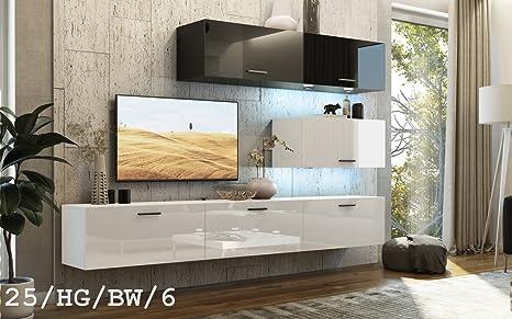HomeDirectLTD Moderno Conjunto de Muebles de salón Concept ...