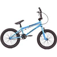 KHE BMX Bicicleta Arsenic 16Pulgadas Azul Aluminio Solo 8,1kg.
