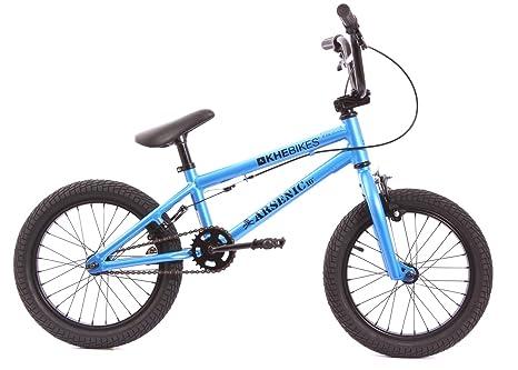 KHE Bmx bicicleta Arsenic 16 pulgadas azul aluminio solo 8,1 kg ...