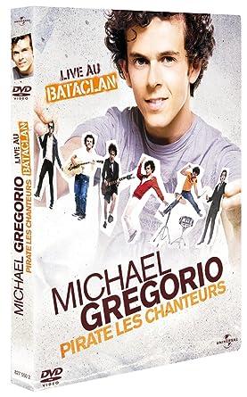 gratuitement michael gregorio en concerts