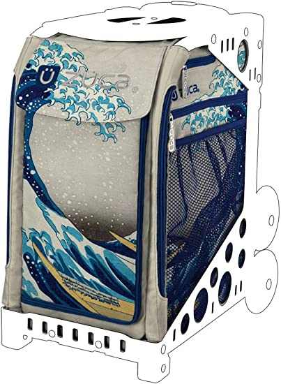 ZUCA New Sport Insert Bag Great Wave with Sport Frame