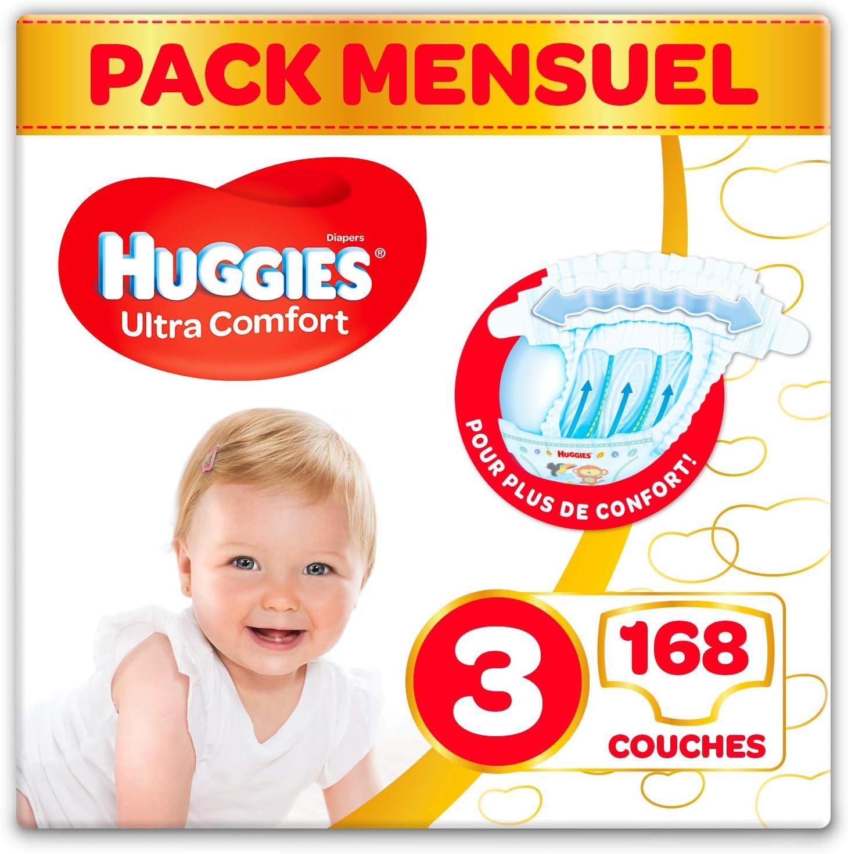 Couches bébé Huggies
