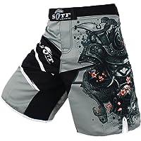 sotf Pantalones Cortos Shorts Modelo Samurai Ideales MMA