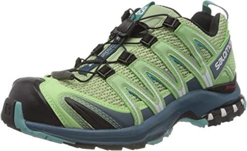 SALOMON XA Pro 3D W, Zapatillas de Trail Running para Mujer ...