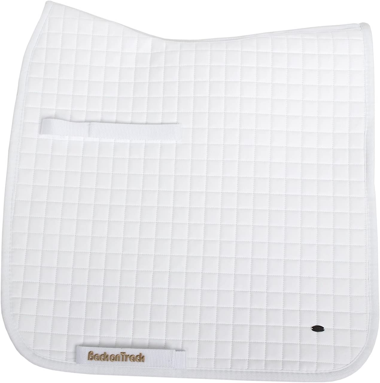 Back on Track Schabracke Dressage welltex ® NO I blanc avec fibres céramiques