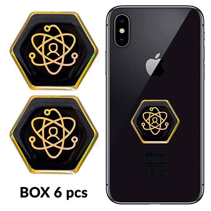 info for d5bf8 1541b EMF Pro Anti Radiation Protection for Cell Phone - Protection Mobile Phone  from 6 pcs Sticker - Pro Phone Anti-Radiation Protector Shield - The Best  ...