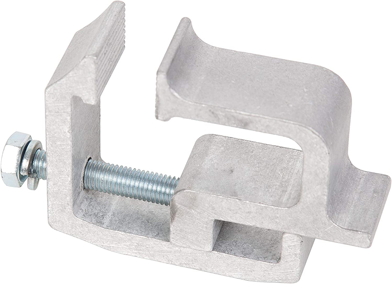 KUAFU 4 Pcs Truck Clamps for Mounting Caps Camper Shell Topper Canopy Heavy Duty Aluminum