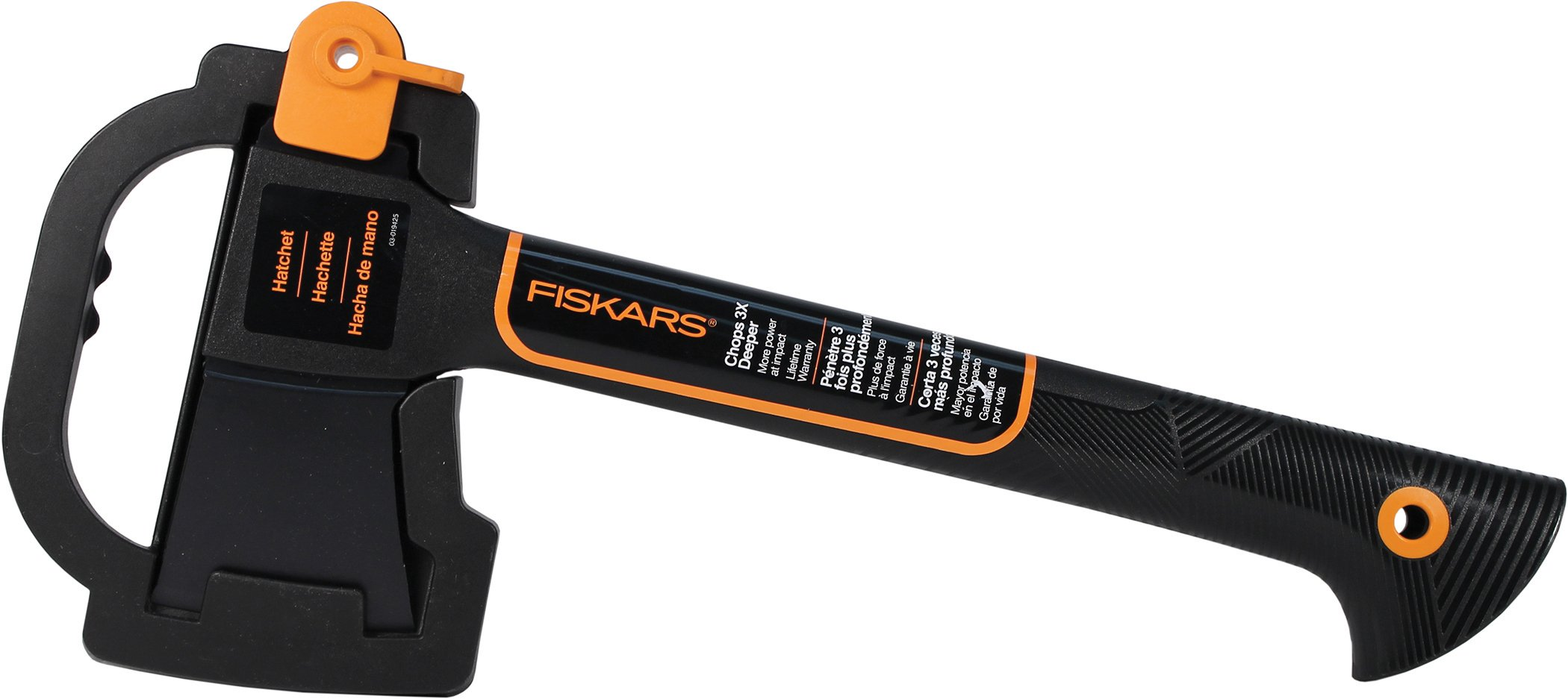 Fiskars 375501-1001 Hatchet with Sheath, 14''