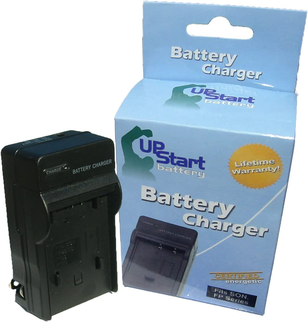 Charger Kit for Panasonic Digital Cameras UpStart Battery DMW-BLE9 Replacement 2 Batteries