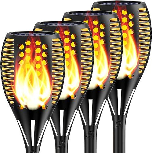 Balight Solar Torch Lights