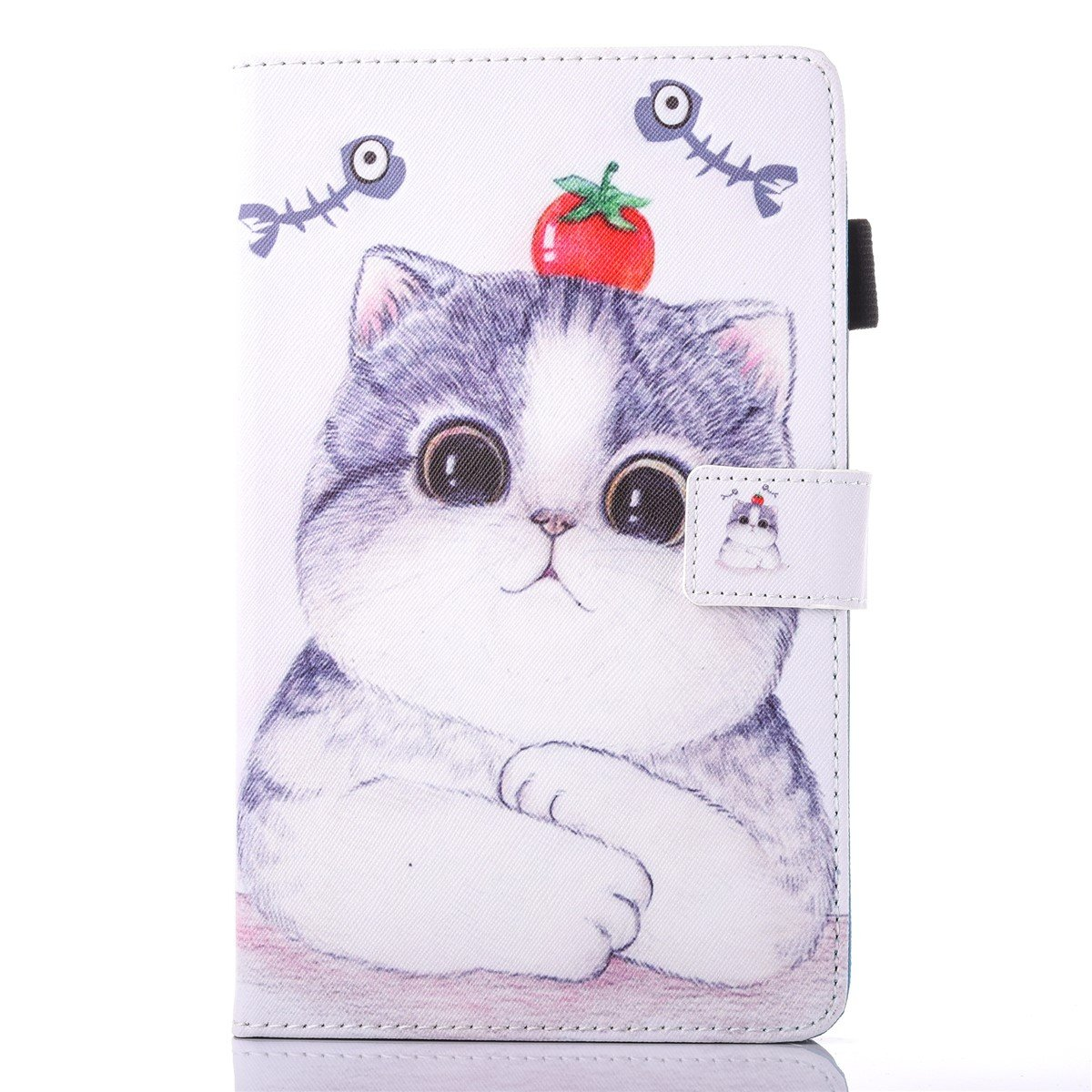 inShang T280 Case for Samsung Galaxy TAB A 7.0 inch T 280, with Color Painting Pattern, Stand Cover