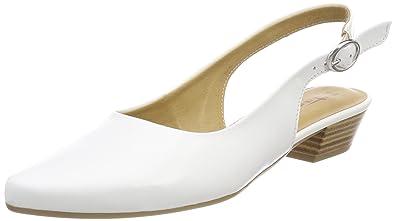 97677aa90b1ffc Tamaris Damen 29400 Slingback Sandalen  Amazon.de  Schuhe   Handtaschen