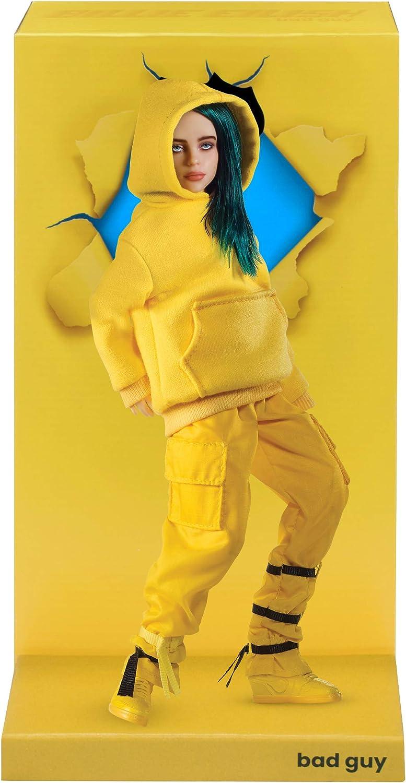 Billie Eilish Bad Guy Fashion Doll
