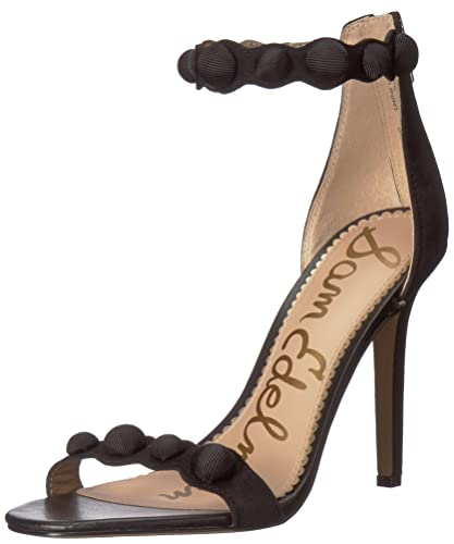 d34e53aa60 Amazon.com | Sam Edelman Women's Addison Heeled Sandal | Heeled Sandals