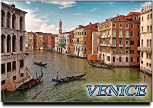 Venice Fridge Magnet Italy Travel Souvenir