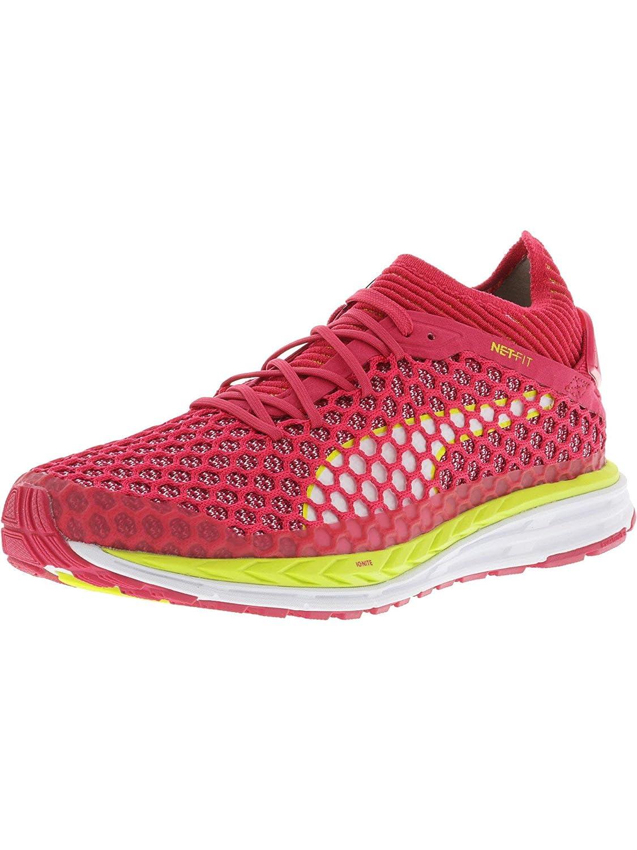 PUMA Womens Speed Ignite Netfit Casual Sneakers,