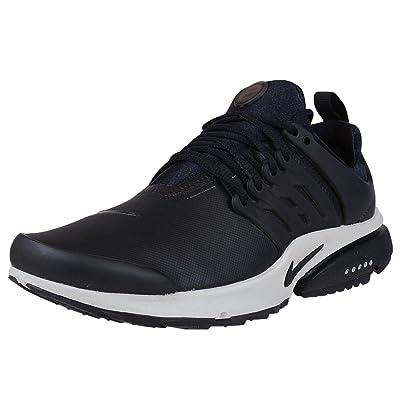 Nike Mens Air Presto Utility Shoes Black/Black/Bone 862749-001 Size 8