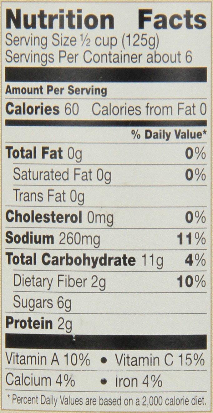 Muir Glen Organic Sauce, Garlic Roasted Garlic, 25.5-Ounce Glass (Pack of 6 )