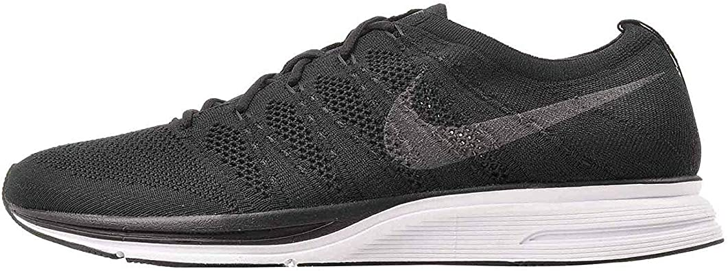 Flyknit Trainer Running Shoes Black
