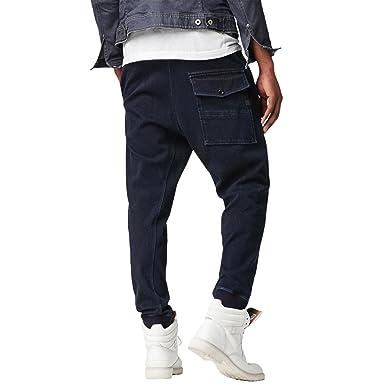 2ba7dec4192 Pantalon de Jogging G-Star Coban Tapered Raw  Amazon.co.uk  Clothing