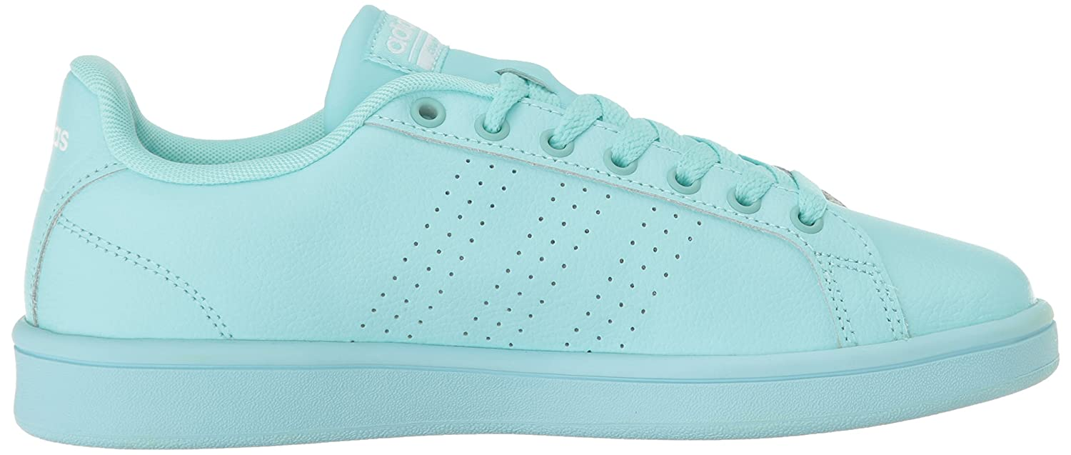 Adidas Cloudfoam Advantage Clean Fashion Damen HerrenClear HerrenClear Damen Aqua/Clear Aqua/Weiß 43b20e