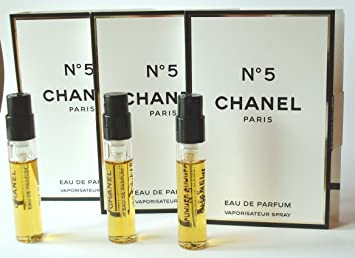 Amazon.com   Gift Set of 3 - Chanel N°5 for Women Eau De Parfum (Sampler)    Fragrance Sets   Beauty 36f0fe8f8