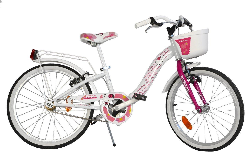 Dino Bikes - Bicicleta Hello Kitty: Amazon.es: Juguetes y juegos