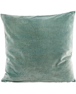 Pillowcase, Velv, Beluga Green, 50x50 Cm, 100% Cotton
