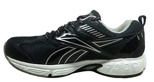 4f832b846 Reebok Men s Active Sport Iii Lp Navy Silver White Black Running Shoes -